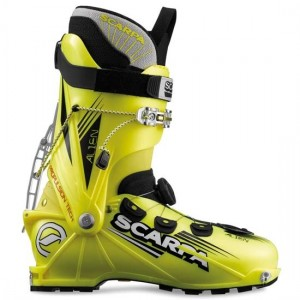 Scarpa Alien Yellow