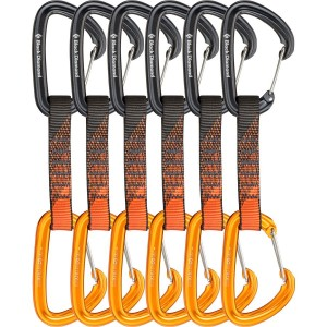 Black Diamond FreeWire Quickpack Set12cm (Pack x 6)