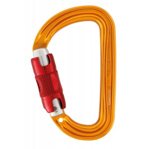 Petzl Sm´D Twist-Lock