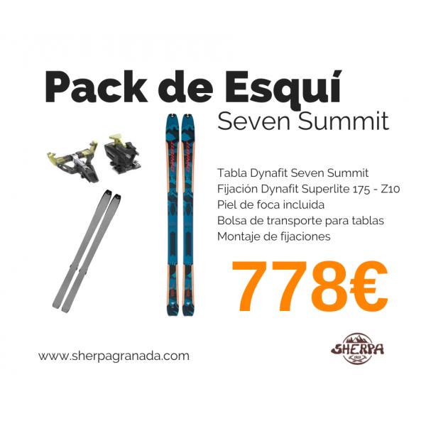 Pack Esquí Seven Summit Plus + Superlite