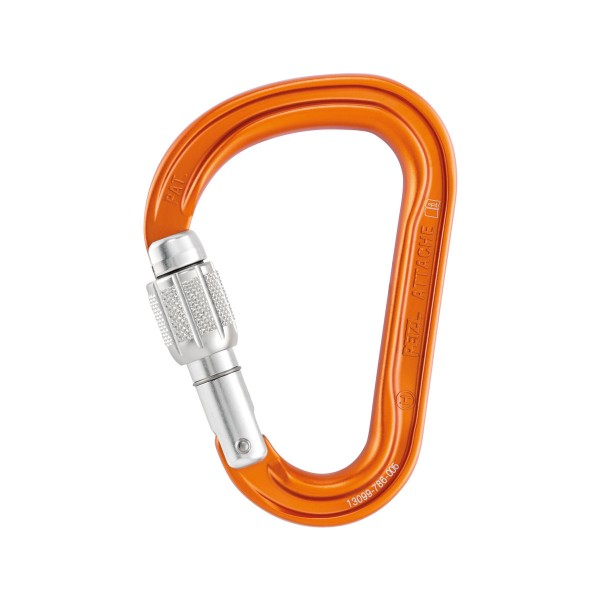 Petzl Attache Screw Lock