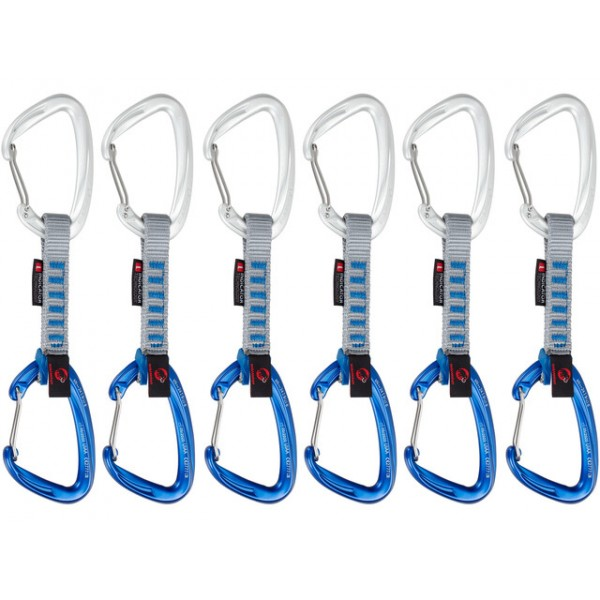 Mammut Crag Wire 10cm Pack 6