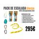 Pack Escalada Sherpa