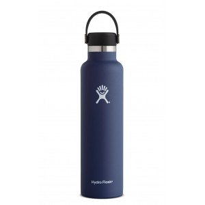 Hydro Flask Standard Mouth 24 oz Cobalt